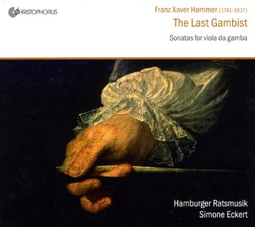 Hammer, F.X.: Viola Da Gamba Sonatas Nos. 1-5 (2 4 Viola)
