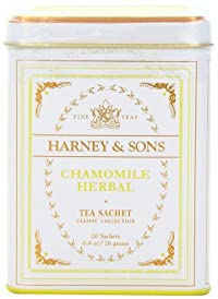 Harney & Sons Herbal Tea, Chamomile, 20 Sachets