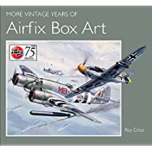 More Vintage Years of Airfix Box Art