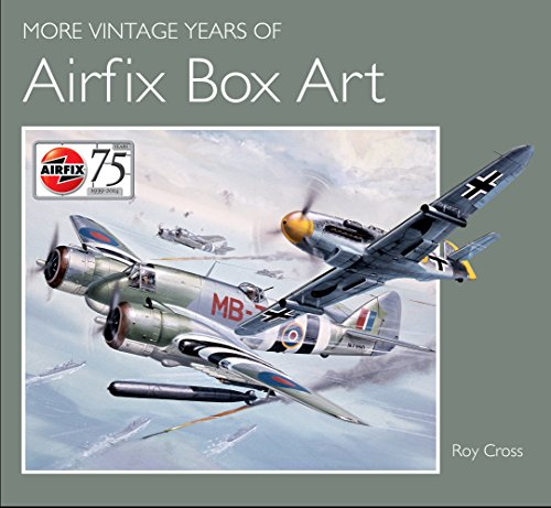 More Vintage Years of Airfix Box Art (English Edition)