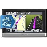 "GARMIN nüvi 2517LM 5"" (Inch) UK & Ireland GPS Sat Nav with Free Lifetime Maps, Smartphone Link Traffic Updates and Bluetooth"