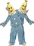 Smiffys Bananas in Pyjamas Kostüm Bananenkostüm Gr. M