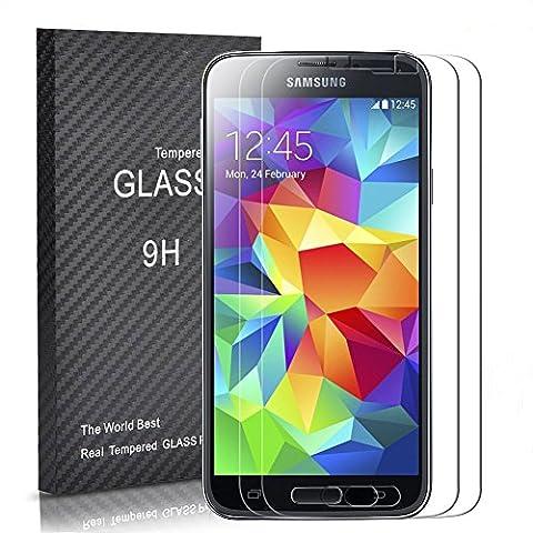 Telephone S5 Samsung - [Lot de 2] FEtech Samsung Galaxy S5