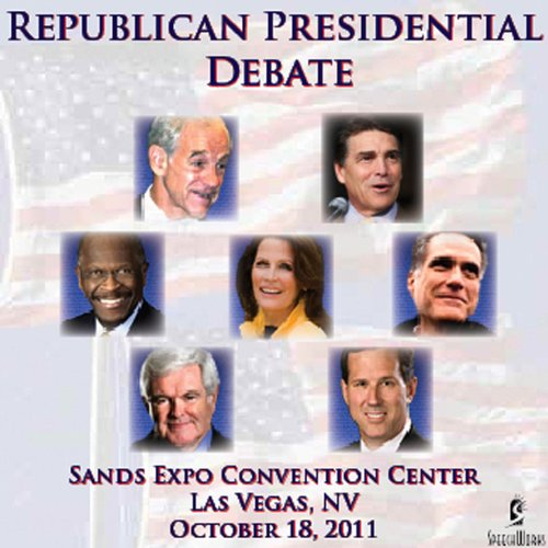 Republican Presidential Debate #6: Sands Expo Convention Center, Las Vegas, NV - 10/18/2011