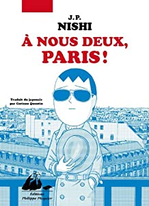 A nous deux Paris Edition simple One-shot