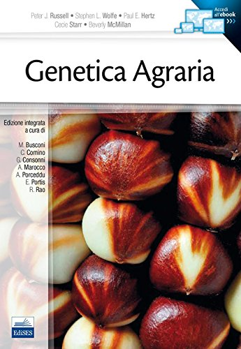 Genetica agraria por P.J. Russell