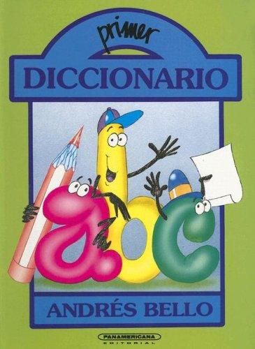Primer Diccionario. Andres Bello