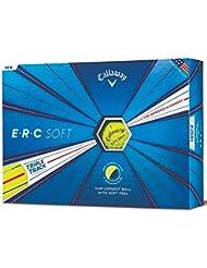 Callaway Golf 2019 ERC Soft Triple Track Golfbälle, Herren, ERC Soft Triple Track 19 Golf Ball