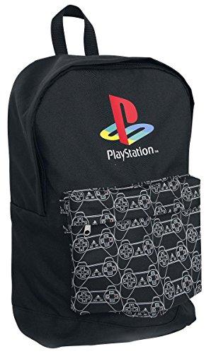 Preisvergleich Produktbild Playstation Classic Logo Rucksack schwarz