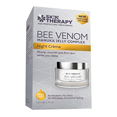Skin Therapy Crème de Nuit Rajeunissante au Venin d'Abeille 50ml