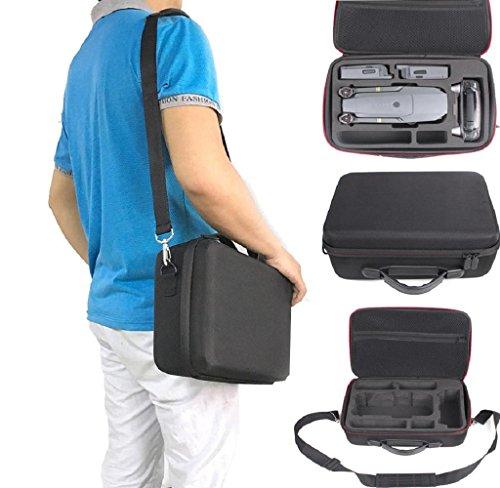 SET-SAIL für DJI Mavic Pro RC Quadcopter, Hartschalen Schulter Wasserdicht Box Koffer Tasche
