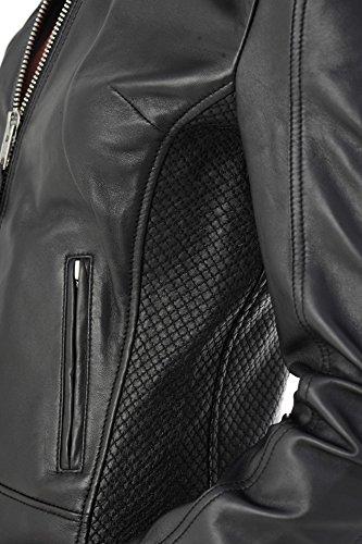 Schott NYC Blouson Lcw8655b black Noir