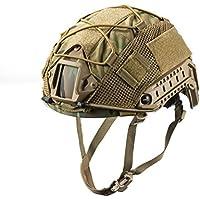 1T Táctica luvponies Casco protectora para M/L Ops de Core Fast PJ Casco,