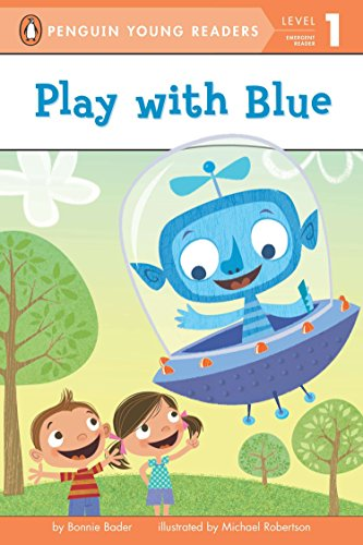 Play with Blue (Penguin Young Readers: Level 1)