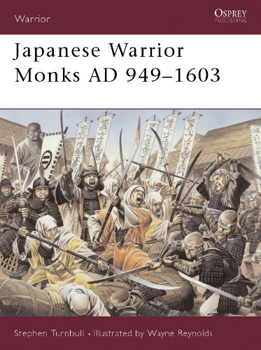 Japanese Warrior Monks AD 949-1603 (English Edition) eBook ...