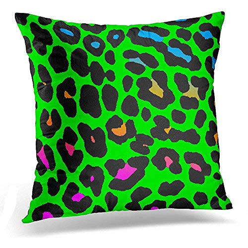 sexy world Throw Pillow Cover Colorful Candy Pink Donut Glaze or Ice Cream Top with Many Sprinkles Cupcake Cake Decorative Pillow Case Home Decor Square 18x18 Inches Pillowcase