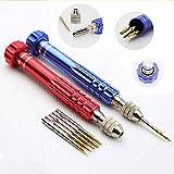 strongcloud efficace Lot de 5en 1Outils de tournevis Kit d'outils de réparation pour ordinateur portable iPhone Samsung HTC LG