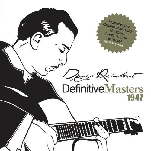 The Definitive Masters by Django Reinhardt (2011-10-24)