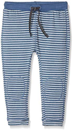 Noppies Baby-Jungen B Pants Jrsy Comfort Topsham STR Hose, Mehrfarbig (Indigo Blue C146), 68 - Indigo Blue Bekleidung