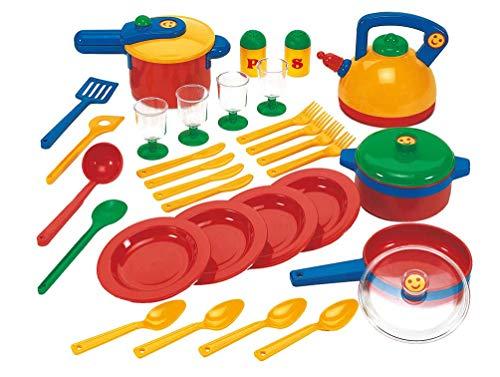 Theo Klein 9194 - Emma's Kitchen Set De Ollas Grande