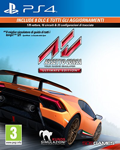 Assetto Corsa Ultimate Playstation 4