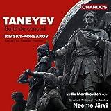 Taneiev : Suite De Concert - Rimski-Korsakov : Fantaisie Sur Des Thèmes Russes