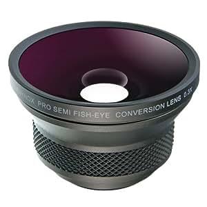 Raynox Semi-Fisheye HD-3035 Pro Bague d'adaptation 0,3x pour Lentille 37 mm