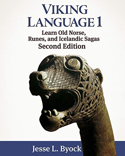 Viking Language 1: Volume 1 (Viking Language Series) por Jesse L. Byock