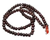 #9: Amazingindiaonline Lal Chandan Mala (Red Sandalwood Mala) - 108+1 beads (Jap Mala/Rosary Mala)