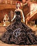 Barbie Collector # J4255 Dahlia Platinum Label