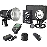 Godox AD600BM Sony Kit {Including X1T-S Transmitter, AD-H600B Mount, AD-R6 Reflector, PB-600 Bag} 1/8000s Non-TTL Manual 600W Outdoor Flash Light Bowens Mount For Sony A7 A7R A7SII