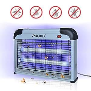 lampe uv anti insectes volants tue mouche destructeur d 39 insectes electrique 20w lampe anti. Black Bedroom Furniture Sets. Home Design Ideas
