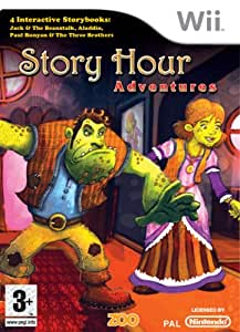 Story Hour Adventures (Wii)