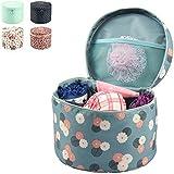 Orpio New Waterproof Barrel Shape Women Bra Storage Bag/ Underwear Storage Bag / Lingerier Storage Bag / Cosmetic...