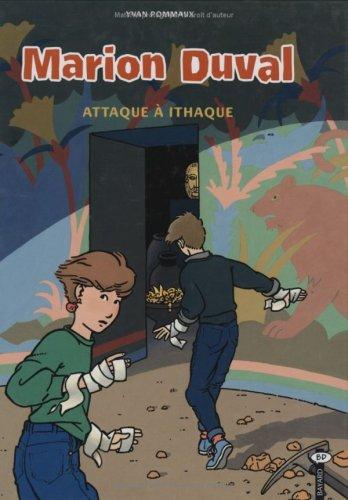 Attaque à Ithaque tome 3 par Yvan Pommaux