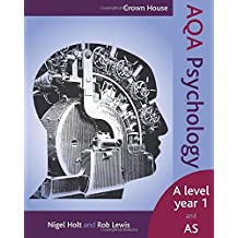 Crown House AQA Psychology: A Level Year 1 and AS