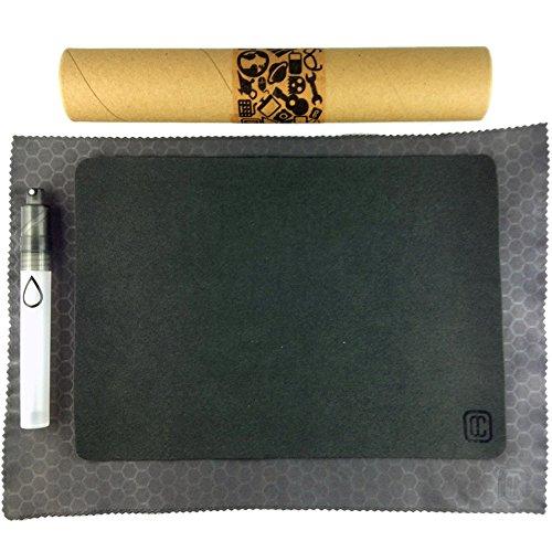 Octone Notebook Pflege Set Eco Edition V2 inkl. PROTECTOR Display Reinigung & Schutztuch + SWEEPER Flachschwamm + H2O Spray - für Macbook PC Monitor Flat TV