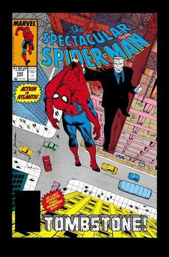 Spider-Man: Tombstone Vol. 1 (Tombstone Humor)