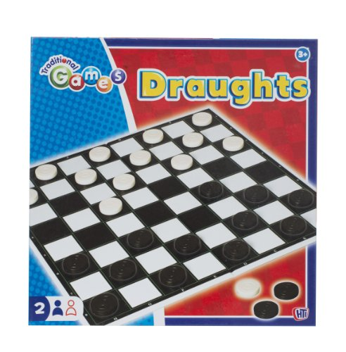 HTI - Damas, para 2 jugadores (1372491) (importado)