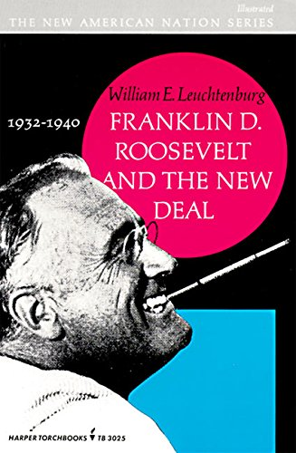 a history of roosevelts new deal In 1933 the new president, franklin roosevelt, brought an air of confidence and optimism that quickly rallied the people to the banner of his program what was truly novel about the new deal, however, was the speed with which it accomplished what previously had.