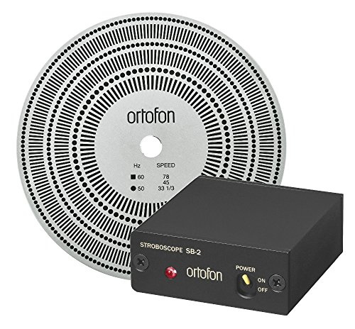 Ortofon Outils de réglage Stroboscope SB-2