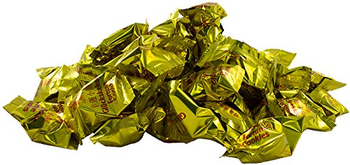 Schüler Box (100 Glückskekse einzeln in Goldfolie verpackt ~ Marke DIAMOND)