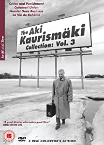 The Aki Kaurismaki Collection Vol.3 [DVD]