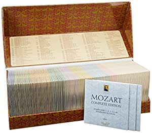 Mozart Complete Edition [170 CD + CD ROM]