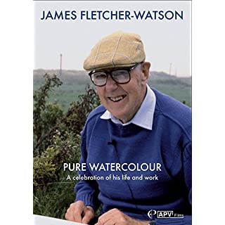 Pure Watercolour DVD with James Fletcher Watson