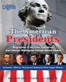 American Presidents: Biographies of the Chief Executives from George Washington to Barack Obama