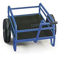 For Demand mtmd1126Carriola con barre sui lati, cuscinetti a rulli, 1670mm Lunghezza x 970mm larghezza - Asse Lato Cuscinetto