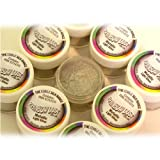 Rainbow Dust Essbare Puderfarben Lebensmittelfarbe, Metallic Puder Light Silver