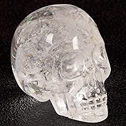 JNBDHSF 2 pulgadas de piedra natural, hecha a mano, tallada realista