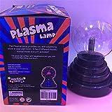 SSH&FF Z Lamp USB Magic Elektrostatische Ionenkugel Licht Blitz Ball Nachtlampe Lampe3 USB Ionenball,001